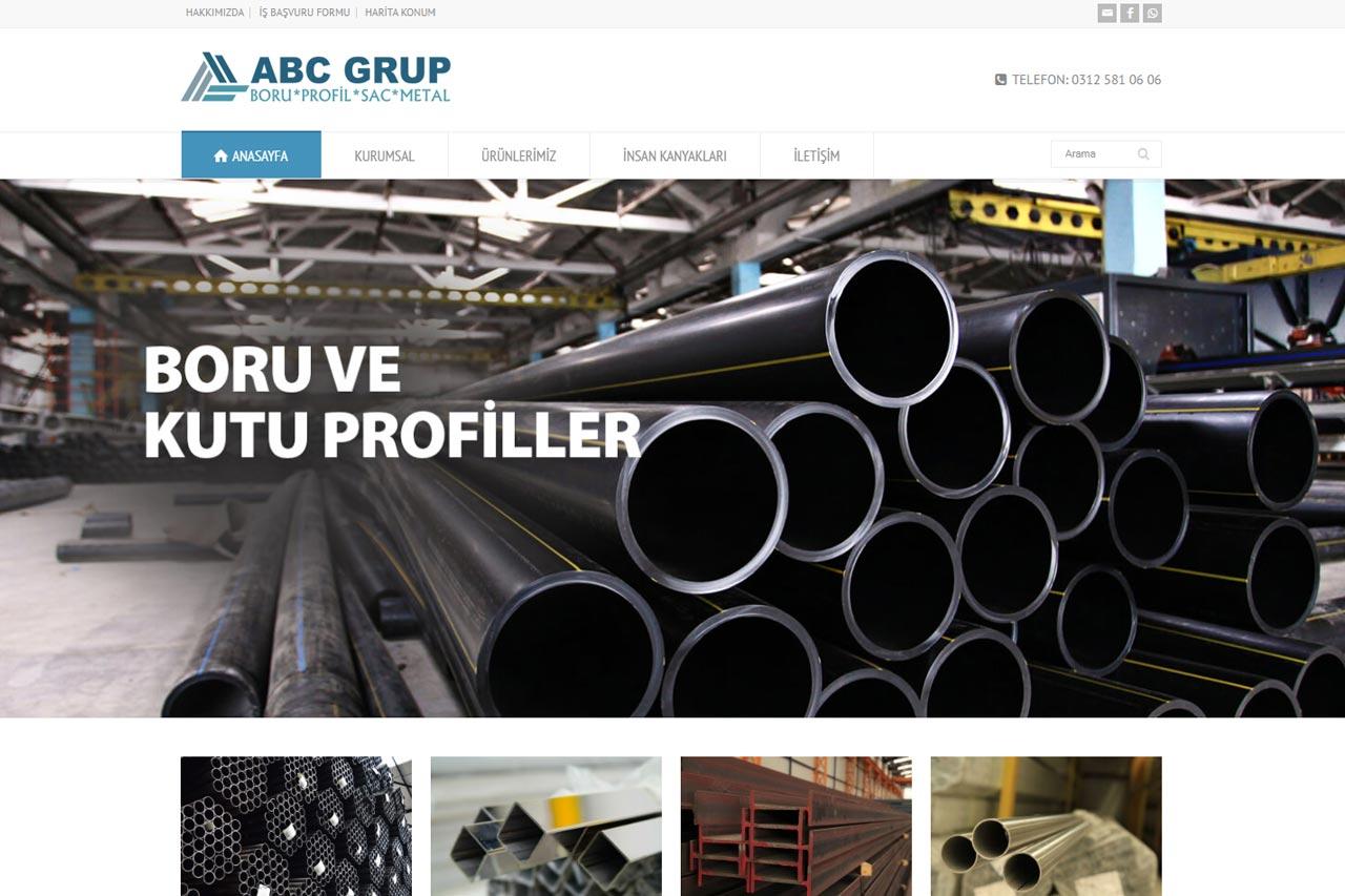 Abc Boru Profil